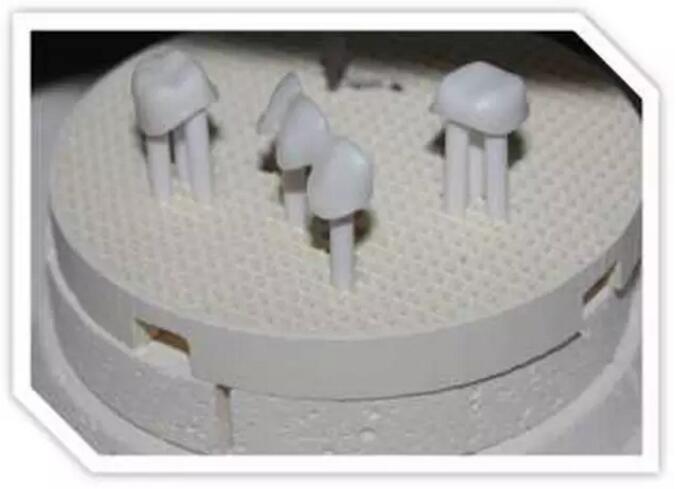 美晶瓷®全瓷烤瓷粉操作流程