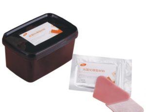 沪鸽®光固化材料(粉红/厚)