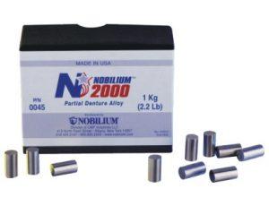 美国诺必灵牙科钴铬合金Nobilium 2000