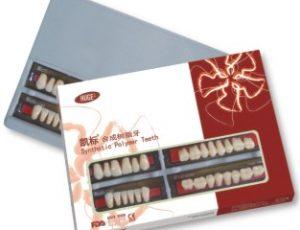 凯标®合成树脂牙 全口舒适型T1 A2